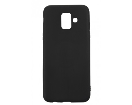 Husa Forcell Magnet Soft Case Samsung A6 Neagra
