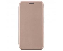 Husa Flip Carte Cu Magnet Lux Mixon iPhone XS Max Gold