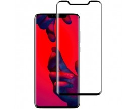 Folie Sticla Securizata 9h 3d Full Cover Huawei Mate 20 Pro Black