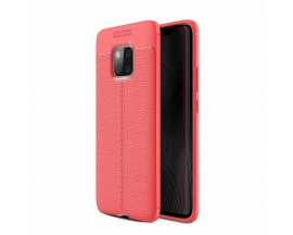 Husa Auto Focus Silicon Soft Upzz Huawei Mate 20 Pro Silicon Red