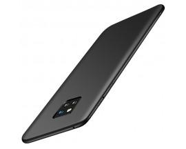 Husa Spate Upzz Ultra Slim Pro Huawei Mate 20 Pro Negru Super Slim