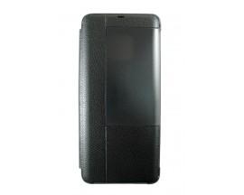 Husa Tip Carte Upzz View Huawei Mate 20 Pro Negru