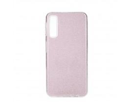 Husa Spate Mixon Shiny Lux Samsung A7 2018 Pink