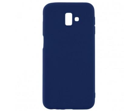 Husa Forcell Magnet Soft Case Samsung J6+ Plus 2018 Blue Navy