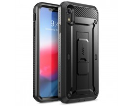 Husa Premium Originala 360 Grade Supcase iPhone Xr Unicorn Beetle Pro