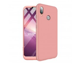 Husa 360 Grade Upzz Protection Huawei P20 Lite Rose-gold