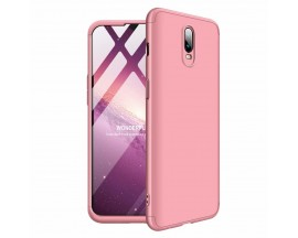 Husa 360 Grade Mixon Protection OnePlus 6T Rose Gold