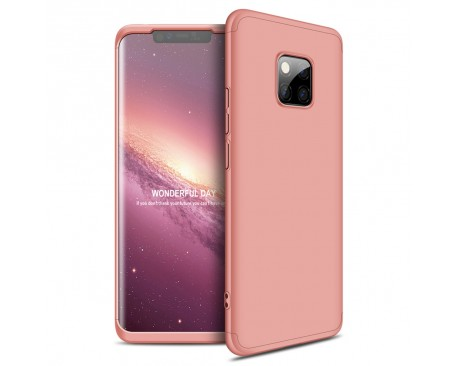 Husa 360 Grade Mixon Protection Huawei Mate 20 Pro Rose Gold