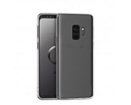 Husa Ultra Slim Premium iPaky Effort Samsung A6+ Plus 2018 cu Folie Sticla Marca iPaky 9h Transparenta