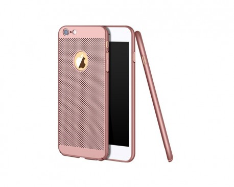 Husa Lux Hard Ultra Slim Air-up iPhone 6 6s Rose Gold
