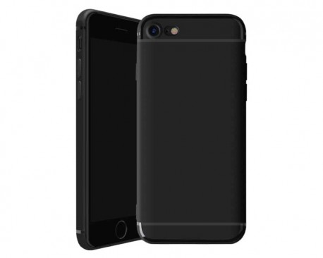 Husa Spate Mixon Ultra Slim Pro iPhone 6 - 6s Black