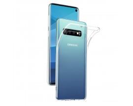Husa UPzz Spate Ultra Slim Samsung 10e Transparenta