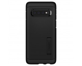 Husa Originala Spigen Tough Armor Samsung Galaxy S10 Plus Negru