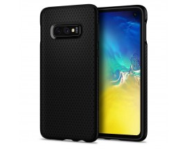 Husa Originala Spigen Liquid Air Samsung Galaxy S10e Matte Black