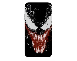 Husa Silicon Soft Upzz Print iPhone Xs Max Model Monster