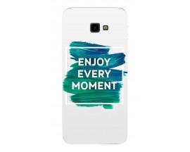 Husa Silicon Soft Upzz Print Samsung J4+ Plus 2018 Model Enjoy