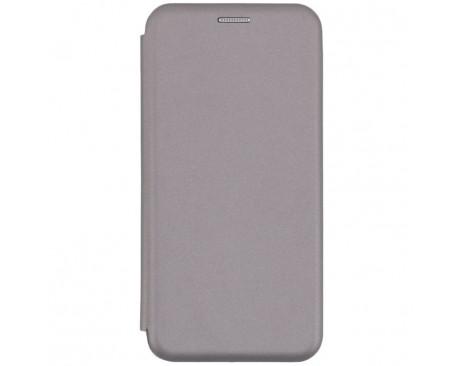 Husa Flip Carte Cu Magnet Lux Upzz Samsung Galaxy S10 Plus Silver