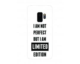 Husa Silicon Soft Upzz Print Samsung Galaxy S9 Model Limited