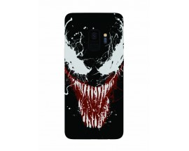 Husa Silicon Soft Upzz Print Samsung Galaxy S9 Model Monster