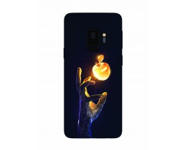 Husa Silicon Soft Upzz Print Samsung Galaxy S9 Model Reach