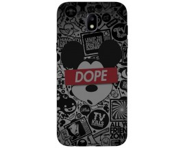 Husa Silicon Soft Upzz Print Samsung Galaxy J5 2017 Model Dope