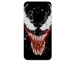 Husa Silicon Soft Upzz Print Samsung J6+ Plus 2018 Model Monster