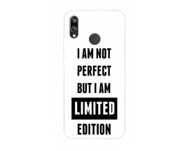 Husa Silicon Soft Upzz Print Huawei P20 Lite Model Limited Edition