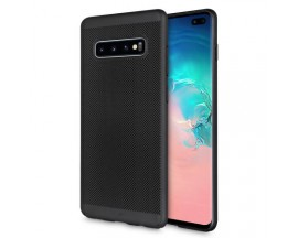 Husa Lux Hard Ultra Slim Upzz Air-up Samsung S10 Negru