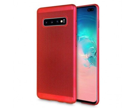Husa Lux Hard Ultra Slim Upzz Air-up Samsung S10 Red