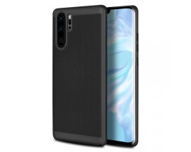 Husa Lux Hard Ultra Slim Upzz Air-up Huawei P30 Pro Negru