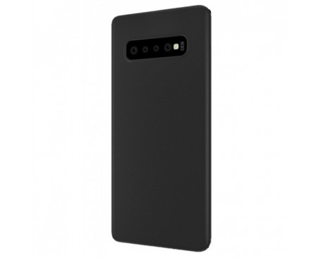 Husa Ultra Slim Pro Guardian X-level Samsung S 10 Plus Silicon,Negru