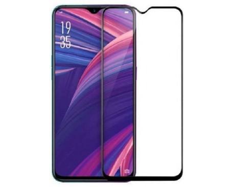 Folie Sticla Full Cover Full Glue Upzz Huawei Y7 2019 Cu Adeziv Pe Toata Suprafata Foliei Neagra