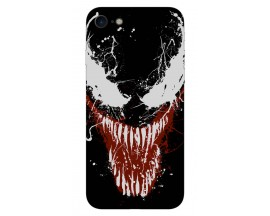 Husa Silicon Soft Upzz Print iPhone 7/iPhone 8 Model Monster