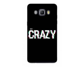 Husa Silicon Soft Upzz Print Samsung J5 2016 Model Crazy
