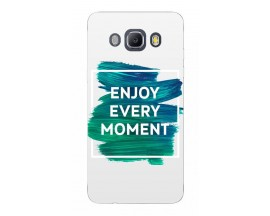 Husa Silicon Soft Upzz Print Samsung J5 2016 Model Enjoy