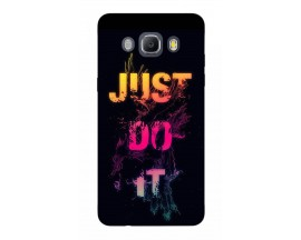 Husa Silicon Soft Upzz Print Samsung J5 2016 Model Jdi