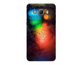 Husa Silicon Soft Upzz Print Samsung J5 2016 Model Multicolor