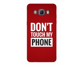Husa Silicon Soft Upzz Print Samsung J5 2016 Model My Phone