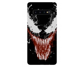 Husa Silicon Soft Upzz Print Samsung Galaxy S10 Plus Model Monster
