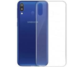 Husa Upzz Spate Ultra Slim Samsung M20 , 0,5mm ,silicon ,transparenta