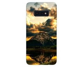 Husa Silicon Soft Upzz Print Samsung Galaxy S10e Model Apus