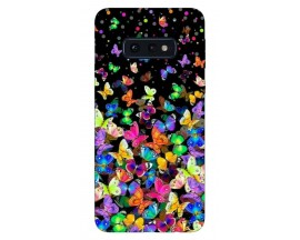 Husa Silicon Soft Upzz Print Samsung Galaxy S10e Model Colorature