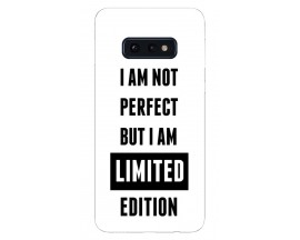 Husa Silicon Soft Upzz Print Samsung Galaxy S10E Model Limited Edition
