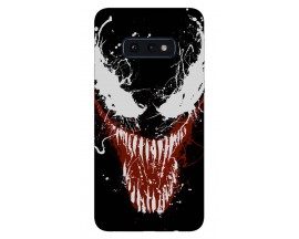 Husa Silicon Soft Upzz Print Samsung Galaxy S10E Model Monster