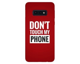 Husa Silicon Soft Upzz Print Samsung Galaxy S10E Model My Phone