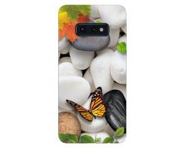 Husa Silicon Soft Upzz Print Samsung Galaxy S10E Model Zen