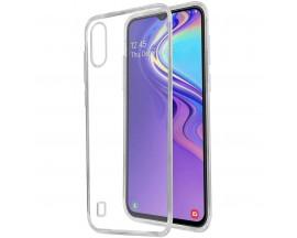 Husa Upzz Spate Ultra Slim Samsung M10 , 0,5mm ,silicon ,transparenta