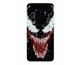 Husa Silicon Soft Upzz Print Samsung Galaxy S9+ Plus Model Monster
