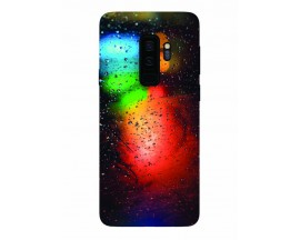 Husa Silicon Soft Upzz Print Samsung Galaxy S9+ Plus Model Multicolor