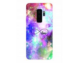 Husa Silicon Soft Upzz Print Samsung Galaxy S9+ Plus Model Neon Love